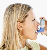 Лечение аллергии небулайзером Microlife