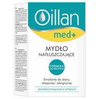 Мыло питательное Oillan med+, 100 гр
